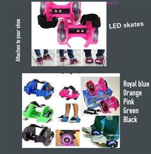 LED skates for sale