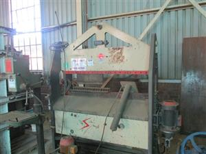 Exactility 360 / 16 / A, 360 kN Press Brake - ON AUCTION