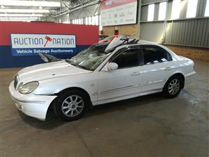 Hyundai Sonata 2003 2.7 V6 Stripping for Parts