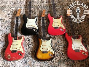 Fender and Gibson Guitars Wanted