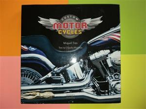 Custom Motorcycles - Miquel Tres.