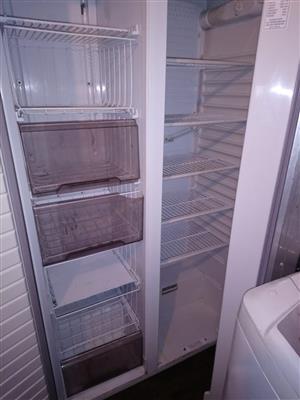 Defy double door fridge freezer