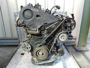 Complete Second hand used TOYOTA COROLLA/AVENSIS/VERSO 2.0L, 1CD Engines