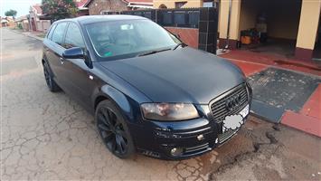 2006 Audi A3 2.0 Ambition