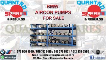 Bmw aircon pump for sale