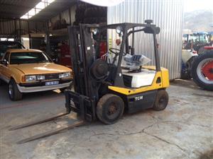 White TCM 3 Ton Pre-Owned Forklift