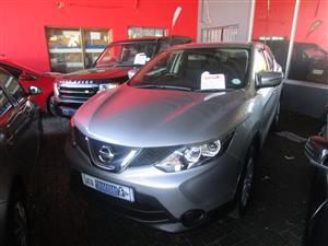 2016 Nissan Qashqai QASHQAI 1.5 dCi TEKNA
