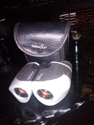 Tasco binoculars coated optics