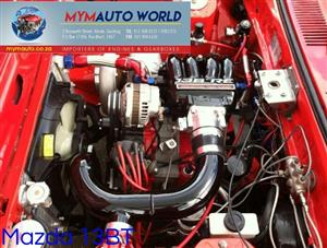 Imported used  MAZDA RX7 1.3L, 13BT engines. Complete second hand engine