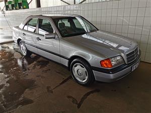 1994 Mercedes Benz C-Class C180 Edition C