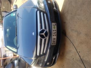 2012 Mercedes Benz C Class C220 Bluetec Exclusive