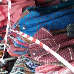 African Zulu attires for sale