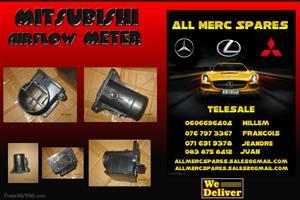 Mitsubishi airflow meter