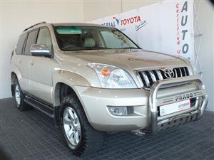 2007 Toyota Land Cruiser Prado PRADO VX 4.0 V6 A/T
