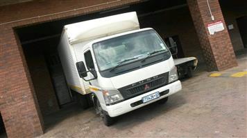 Vehuising vir meubelvervoer in Pretoria