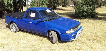 2001 Ford Bantam 1.6i