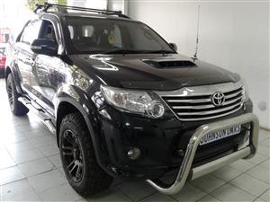 2012 Toyota Fortuner 3.0D 4D