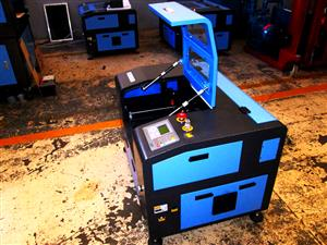 LC2-6040/S90 TruCUT Performance Range 600x400mm Cabinet Type, Separable Body Laser Cutting