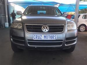 2007 VW Touareg TDI