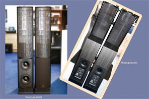 MARTIN LOGAN ESL PURITY LOUDSPEAKERS