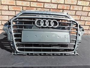 Audi A3 Main Grill