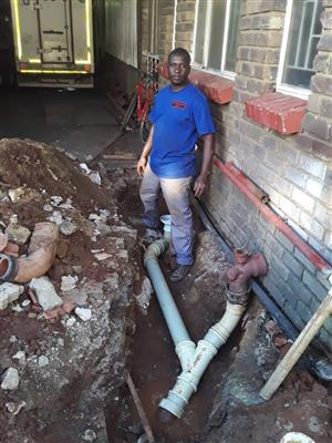 LEGEND PLUMBERS 0632229335 for Plumbing Services 24/7 emergency plumbers Blockages ,Leakages, Geysers No call out fee