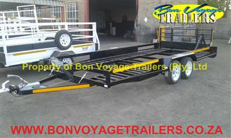 5 x 2 CAR TRAILER FOR SALE