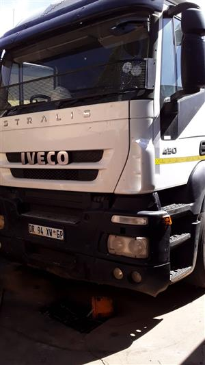 Great price on the Iveco truck.