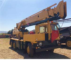 COLES - 18 TON CRANE FOR SALE