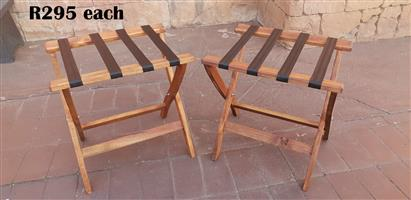 Luggage or Suitcase Stand (600x470x600) R295 EACH