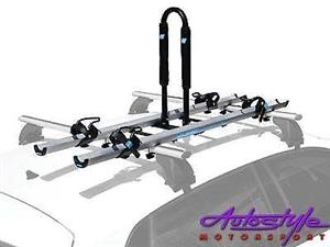 Top Runner Pro 2 bike Carrier roof rack mountable carrier
