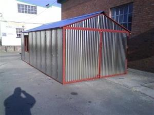 Steel huts for sale contact 0714532839 free installation and delevery quality shades for steel material only