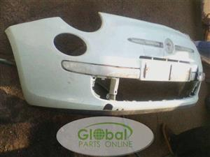 FIAT 500 FRONT BUMPER – USED (CR)