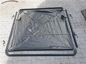 Ford ranger dubbelcab tinell cover
