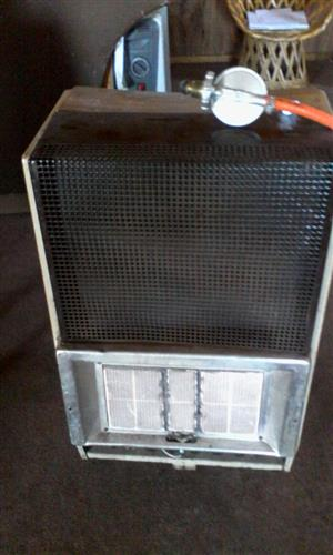 Gas heater available