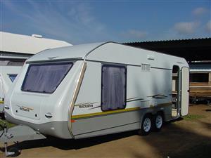 Jurgens Exclusive Caravan 2004