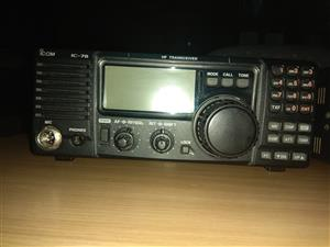 Wanted  HF Radio's  Wanted.