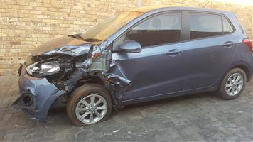 HY003 HYUNDAI GRAND I10 2015 *STRIPPING FOR SPARES
