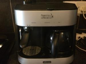 Mellerware - Palermo Coffee bar 3-in-1 coffee machine