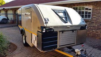 Echo Kavango 2007 Model