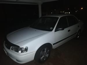 2000 Toyota Corolla 1.8 Exclusive automatic
