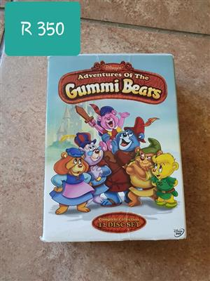 The adventures of gummi bears for sale