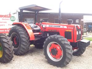 Massey Ferguson (MF) 440 4x4 Pre-Owned Tractor