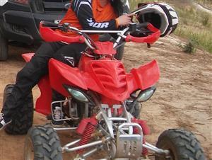 2010 Sam ATV 110cc Quad
