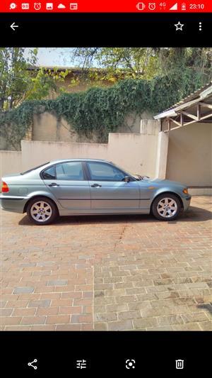 2003 BMW 3 Series sedan 320i AT (G20)