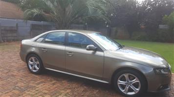 2011 Audi A4 1.8T Ambition