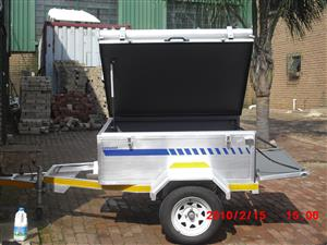 AIR Aluminium Trailers