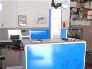 LLM-110F20 LabelMark 20W 110x110mm Optical-Fibre Laser Marking & Labelling Machine CNC