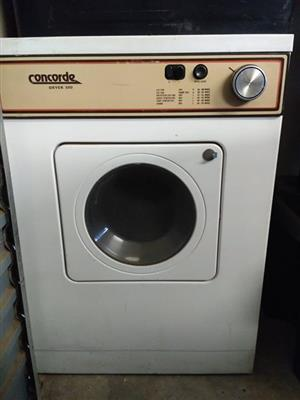 Concorde Tumble Dryer