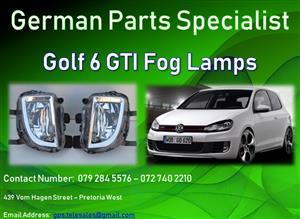 Golf 6 GTI Fog Lamp